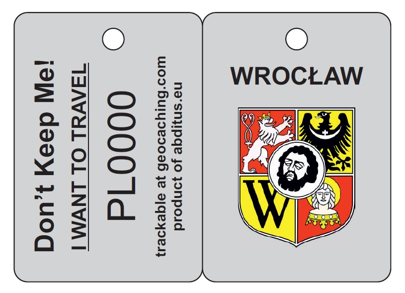 Poland Travel Tag